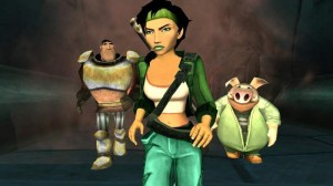 Protagonistas de Beyond Good and Evil