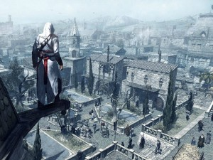 Captura de Assassin's Creed