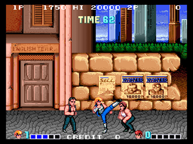 Double Dragon (Technos)