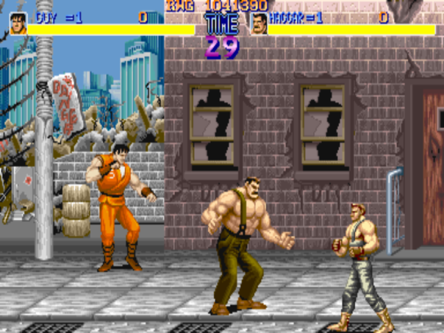Final Fight (Capcom)